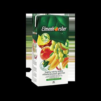 Įvairių vaisių sulčių gėrimas ELMENHORSTER