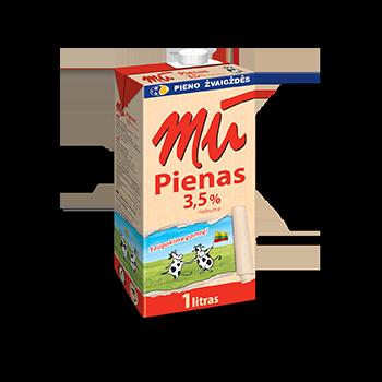 MŪ pienas