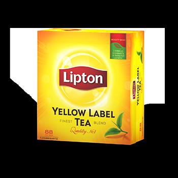 "Juodoji arbata ""Lipton Yellow Label"""